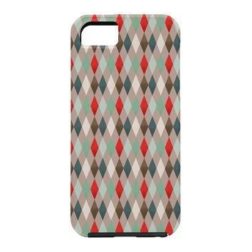 Pimlada Phuapradit Diamond Stripes Cell Phone Case