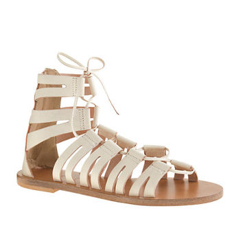 J.Crew Womens Lace-Up Gladiator Sandals