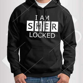 I Am Sherlocked Hoodie Hoodies I Am Sherlocked Sweatshirt Sweatshirts I Am Sherlocked T-shirt T-shirts Tv Show
