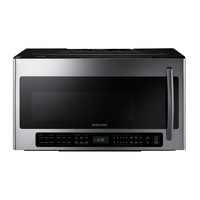 Samsung 2.1 Cu. Ft. Over-The-Range Microwave - Stainless Steel | PCRichard.com | ME21H706MQS
