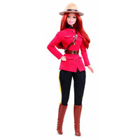 Barbie Pink Label Dolls of the World [Canada]