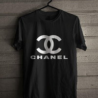 CC Chanel Mens T Shirt and Womens T Shirt