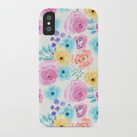 Lisa iPhone Case by sylviacookphotography