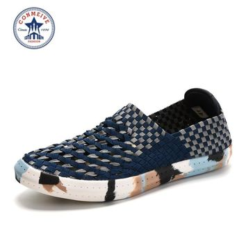 Sapatilhas Rushed Real 2018 Confortavel Respiravel Homens & Mulheres Sapatos Walking Shoes Male Outdoor Sports Summer Men's Net