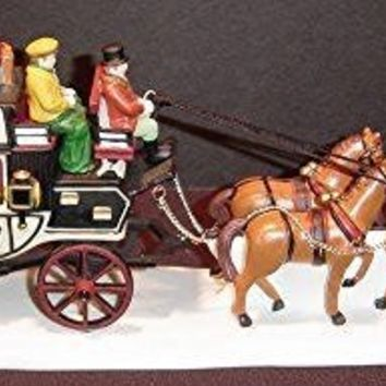 "Department 56 ""Holiday Coach"" RETIRED"