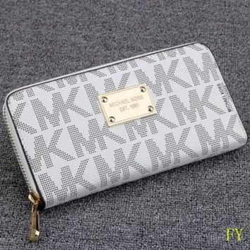 DCCKHI2 MICHAEL KOR WOMENS WALLET CLUTCH MK HANDBAG BAGS PURSE