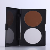 On Sale Hot Deal Make-up Beauty Professional Double Color Contour Hot Sale Foundation [4918377092]