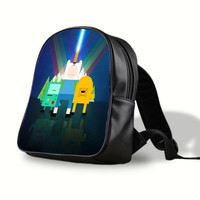 iOffer: Adventure Time Backpack travel Bags School bag for sale