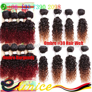 Cheap Price Fashion Hairstyle Grade 6A Brazilian Hair Natural Black Jery Curly Top Quality 8pcs/Lot Short Length 8 Inches Hair