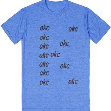 okla tee with boot