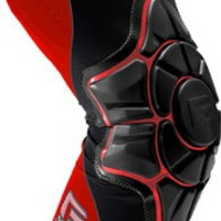 G-Form Elbow Pad Medium Black/Red