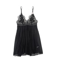 Hot Deal Thick Long Hot Sale Spaghetti Strap Dress Sexy Transparent Lace Set False Eyelashes [10699850755]