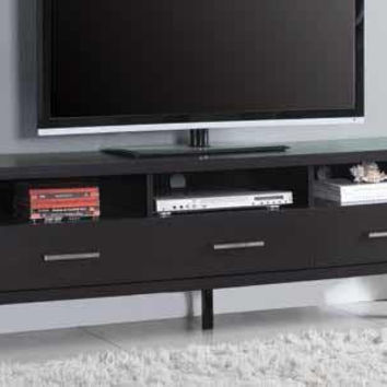 Coaster Fine Furniture Tv Console Cappuccino 700432