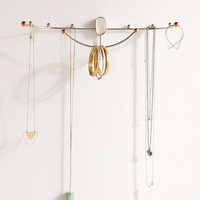 Beth Curved Hanging Jewelry Organizer - Urban Outfitters