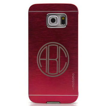 Samsung Galaxy s6 edge case monogram Samsung Galaxy S5 case iPhone 6 case iphone 6 plus case iphone 5 case Samsung galaxy S4 case LG G4 case