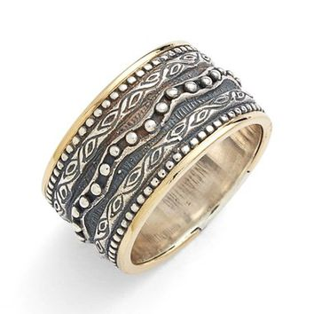 Konstantino 'Hebe' Etched Band Ring | Nordstrom