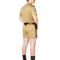 Sergeant Short Pants Adult Mens Costume – Spirit Halloween