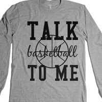 Heather Grey T-Shirt | Cute Basketball Shirts