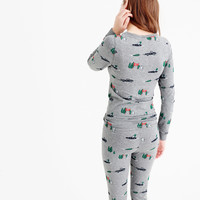 Cotton Yeti pajama set