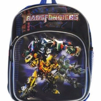 "2017 New Transformers Auto Bots Roll Out 10"" Toddler Backpack"