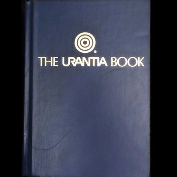 The URANTIA Book (Blue Hardcover, 1990, Tenth Printing)