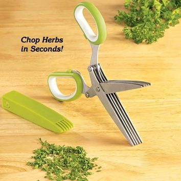 Herb Scissors @ Fresh Finds