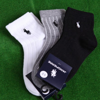 Baby Socks 3-12Year Boys Girls Socks Boys High Quality Cotton Polo Sock 3Pair/lot Kids Calcetines Ninos winter Children Socks
