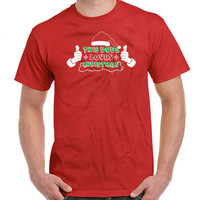 Funny Christmas T Shirt This Dude Loves Christmas Holiday Gifts Presents For Christmas Gifts For Him Holiday Outfits Xmas Mens Tee DN-303