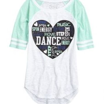 Embellished Dance Tunic | Girls Tops Clothes | Shop Justice