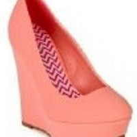 Our Crazy For Coral Wedges