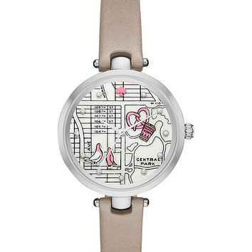 new york map holland watch | Kate Spade New York