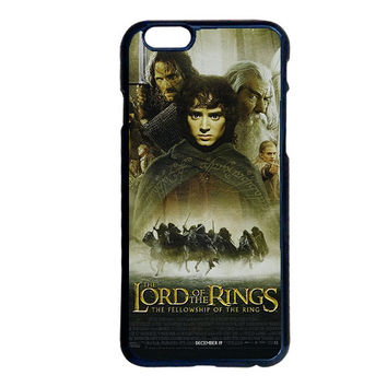 Hobbit Lord of Rings Cover Case for LG iPhone 4S 5S 5C 6 6S 7 Plus iPod 4 5 6 Samsung S3 S4 S5 Mini S6 S7 Edge Plus Note 2 3 4 5