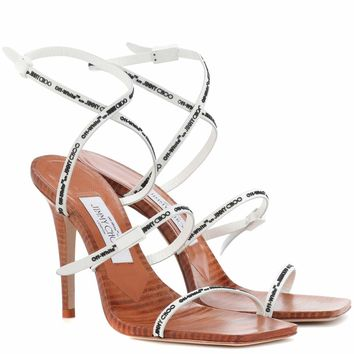 X Off-White Jane 100 sandals