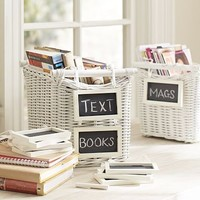 Chalkboard Storage Labels