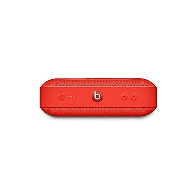 Beats Pill+ Citrus Red
