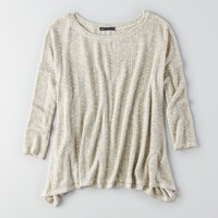 AEO FEATHER LIGHT PULLOVER SWEATER