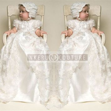Baby Girl Christening Gowns #3347