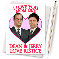 Funny Mothers Day - Making A Murderer - Brendan Dassey - Steven Avery - Dean Strang - Funny Mom Card - Greeting Card - Mothers Day Gift Aunt