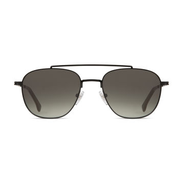 Alex Crafted Black Green Sunglasses