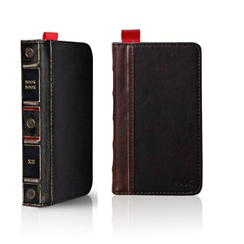 New Luxury Leather Wallet Book Case Cover For Apple iphone X 8 7 7Plus 6 6S 5S SE Samsung S8 S8 Plus