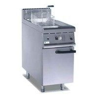 Commercial Gas Fryer - 1 Basket, CE, 20 Liters, 52886 BTU, TT-WE266A