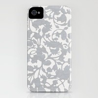 Earth_silver iPhone Case by Garima Dhawan | Society6