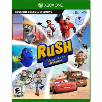 Rush: A Disney•Pixar Adventure - Xbox One