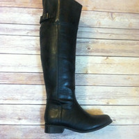 """Black Riding Boot"""