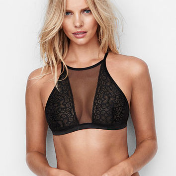 High-neck Unlined Bra - Dream Angels - Victoria's Secret