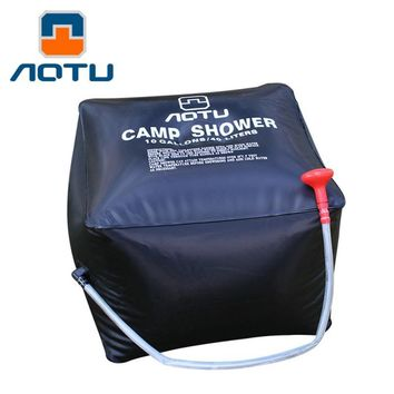 40L Outdoor Camping Shower Bag Foldable Solar Energy