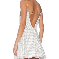 keepsake Same Love Mini Dress in Ivory
