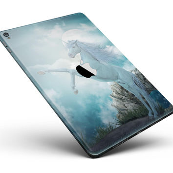 "Majestic White Stallion Unicorn Full Body Skin for the iPad Pro (12.9"" or 9.7"" available)"