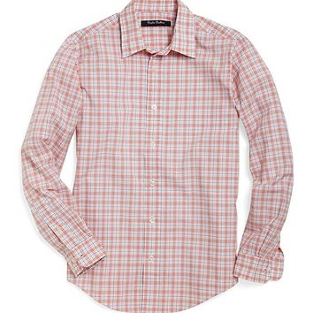 Check Sport Shirt - Brooks Brothers