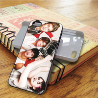 5sos 5 Seconds Of Summer Ashton Irwin Calum Hood Luke Hemmings Michael Clifford iPhone 5C Case